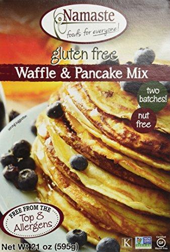 Namaste Foods Gluten Waffle Pancake
