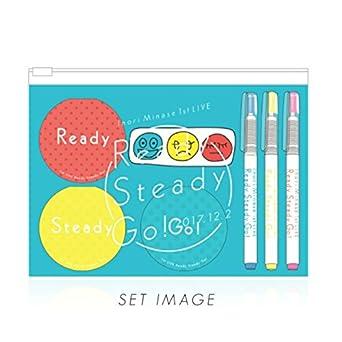水瀬いのり 1st LIVE Ready Steady GO! ライブグッズ ステーショナリーセット