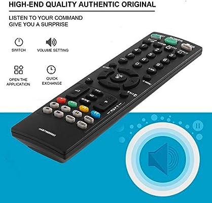 Canali di commutazione completamente funzionali gratuiti AKB73655802 TV Telecomando universale disponibile per LG TV LED LCD Smart