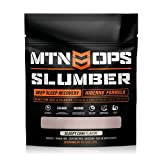 MTN OPS Slumber Hibern8 Night-Time Rest And Recovery Drink And Sleep Aid, Sleepy Chai Flavor, 30 Servings Per Container
