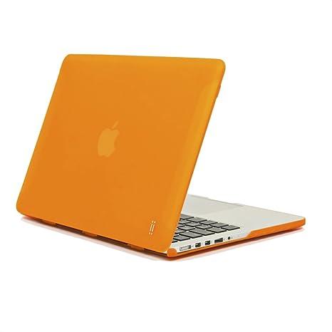 Aiino Custodia Rigida Hard Shell Cover Case Accessorio per Apple MacBook  Retina 13 PC Portatile,