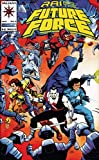 : Rai and the Future Force (1992-1995) #9 (Rai (1992-1995))