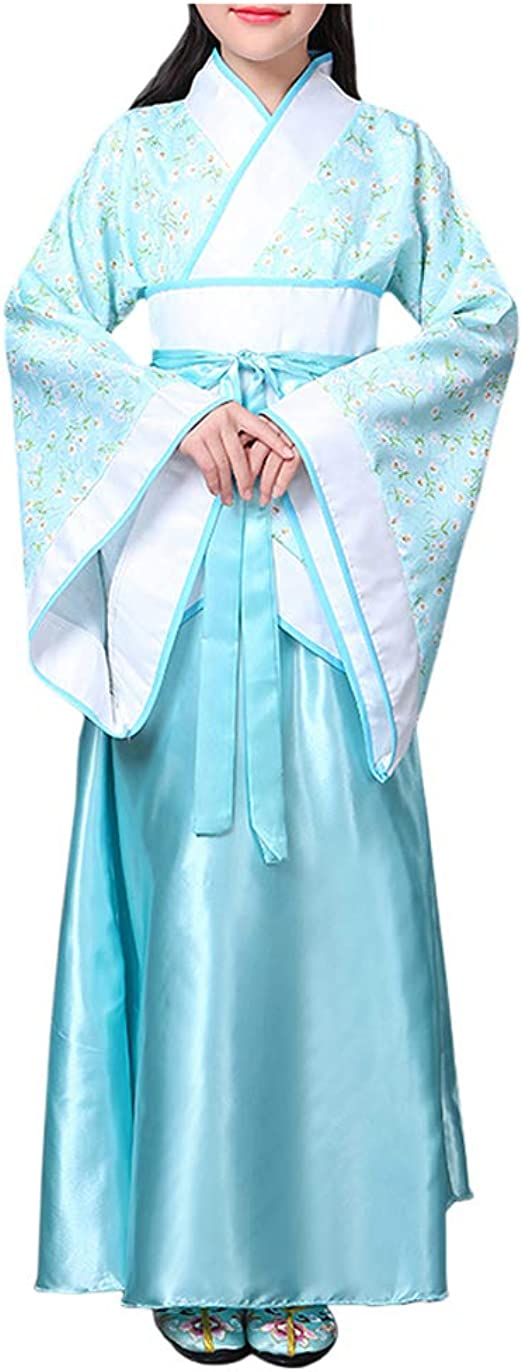 Meijunter Estilo Chino Retro Hanfu - Tradicional Antiguo Princesa ...