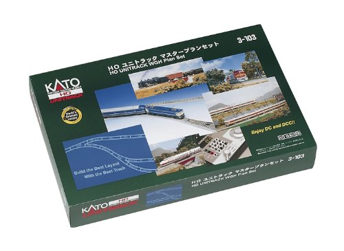 Kato USA Model Train Products UNITRACK