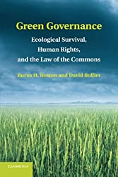 Green Governance: Ecological Survival, Human Rights, and the Law of the Commons