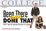 Been There, Should've Done That: tips for making the most of college