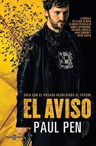 Book cover from El aviso by Paul Pen