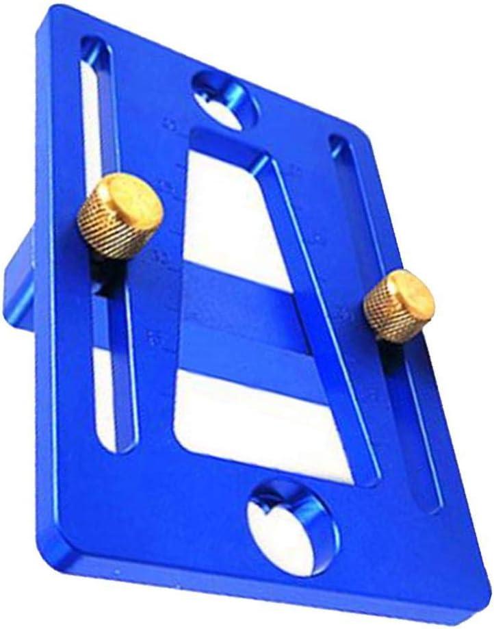Amuzocity Schwalbenschwanz Schwalbenschwanz Markierungs Schwalbenschwanz F/ührungswerkzeug 1 7 Proportionsf/ührungswerkzeuge
