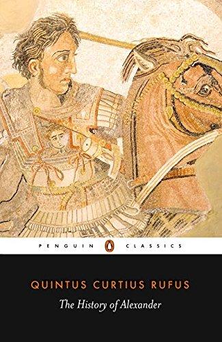 The History of Alexander (Penguin Classics)