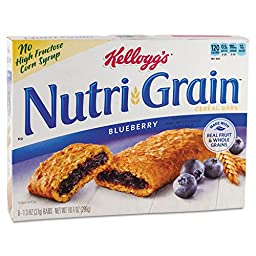 NutriGrain Blueberry Bars (16 Bars), 1.25 oz., Assorted