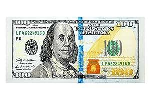Rare image with regard to printable $100 bill