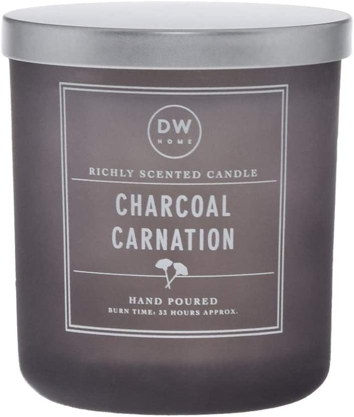 DW Home Lavender Chamomile Medium 1 Wick Hand Poured 9.21 oz Purple Candle