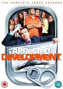 Arrested Development-Series 1-3 [Reino Unido] [DVD]