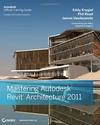 amazon com mastering autodesk revit architecture 2011 rh amazon com Revit Architecture Suite Revit Architecture Logo