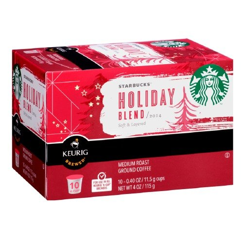 keurig starbucks holiday blend - 4