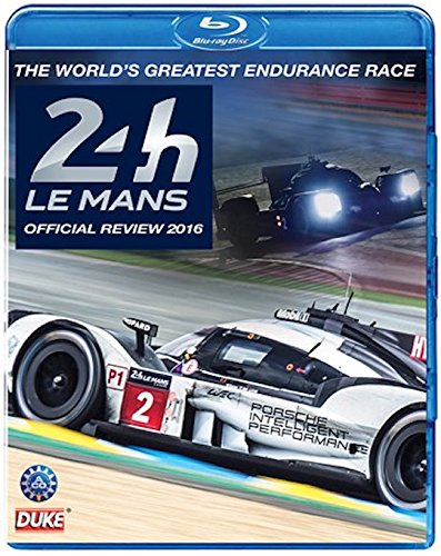 Blu-ray : Le Mans 2016 (Blu-ray)