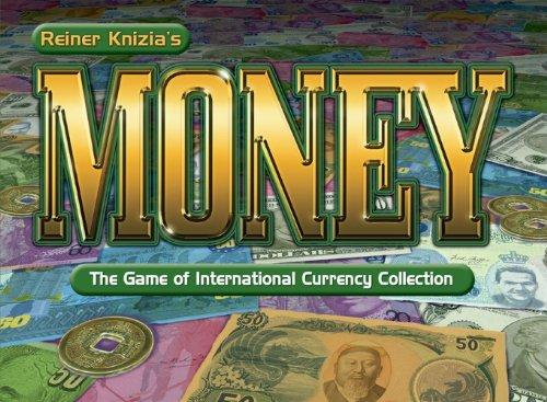 Eagle-Gryphon Games EAG01082 Money Board Game