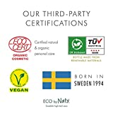 Eco by Naty, Baby Bath Foam, Organic Plant-Based