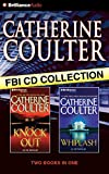 Catherine Coulter FBI CD Collection 3: KnockOut, Whiplash by Catherine Coulter (August 26,2014)