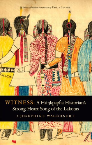 Download Witness: A Hunkpapha Historian's Strong-Heart Song of the Lakotas ebook
