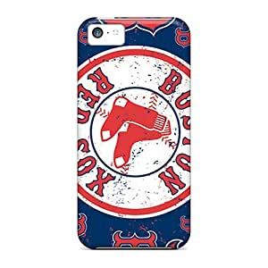 New Boston Red Sox Tpu Case Cover, Anti-scratch VAs1463VppL Phone Case For Iphone 5c BY icecream design