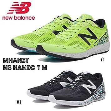 9c28b56c7494e ニューバランス ランニングシューズ NB HANZO T M MHANZT New Balance (27.5, Y1)ハイライト