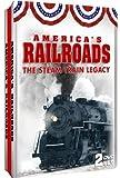 America's Railroads: Steam Train Legacy Embossed