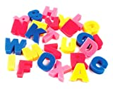 Chenille Kraft CK-9065BN 26 Per Pack Sponge Letters, 3'' (6 Pack) Grade Kindergarten to 1 Age Height, 13.1'' Wide, 12.5'' Length(Pack of 78)