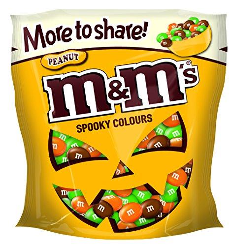 M&M´s Peanut Halloween, 5er Pack (5 x 300 g)
