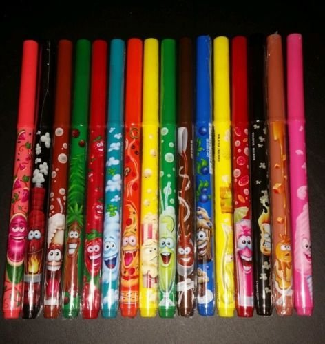 Crayola Doodle Scents Markers Count