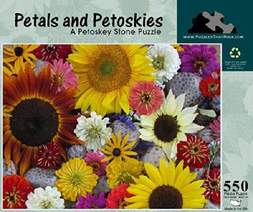 Petals & Petoskies 550 Piece Puzzle