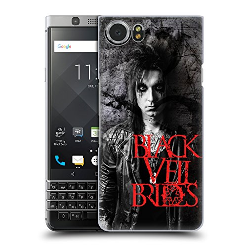Official Black Veil Brides Jake Band Members Hard Back Case for BlackBerry KEYone/Mercury