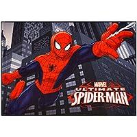 Gertmenian 31003 Marvel Ultimate Spiderman Rug HD Digital...
