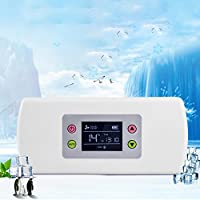 Zinnor Portable Insulin Cooler 2-8°C Refrigerated Box / Drug Reefer / Car Small Refrigerator