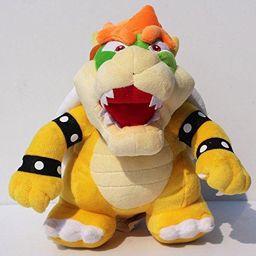 Super Mario Bros Bowser Koopa 10 Inch Toddler Stuffed Plush Kids Toys