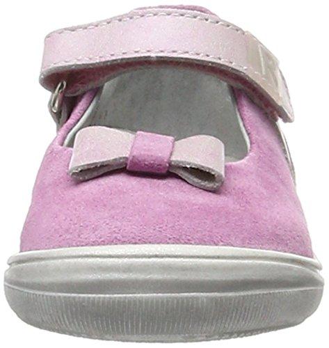 Richter Kinderschuhe Dandi S - Botas de senderismo Bebé-Niños Pink (candy/fuchsia)