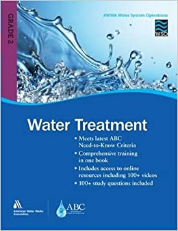 __FULL__ Water Treatment Grade 2 WSO: AWWA Water System Operations WSO. codigos PROplus Apple messages starting