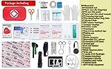 First Aid Kit, Genround Portable First Aid Supplies