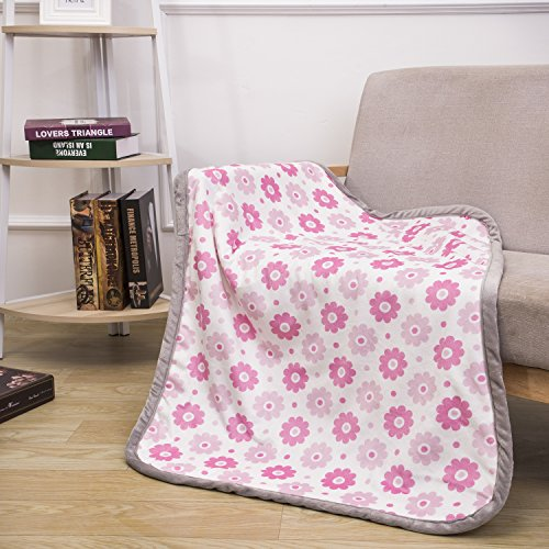 Prince Gift (Sunshine Breathable Blanket Print Fleece Best Registry Gift For Newborn Soft- Perfect For Prince and Princess 30