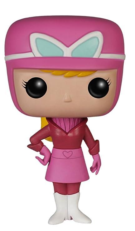 7b8889ab Amazon.com: Funko Penelope Pitstop - Hanna Barbera Pop Vinyl Figure: Funko  Pop! Animation:: Toys & Games