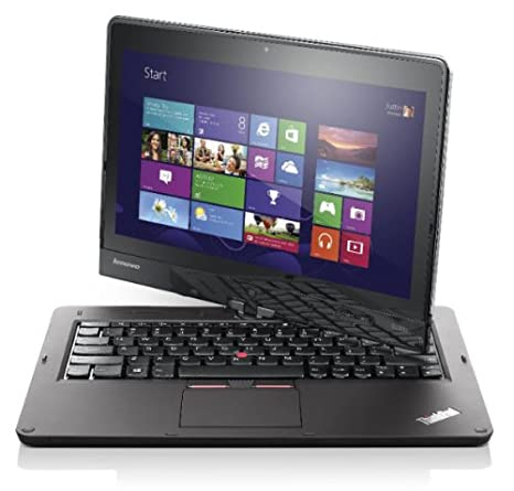Lenovo ThinkPad Twist S230u 12.5-Inch Convertible 2 in 1 Touchscreen Ultrabook (33474HU) Black