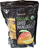 Kirkland Signature Organic Dried Mangoes, 2.5 lbs