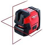 Hilti 3553884Line Laser PM 2-L w/ PMA 82 Bracket