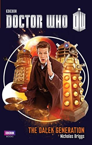 book cover of The Dalek Generation