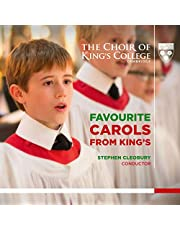 Favourite Carols From King's College Cambridge