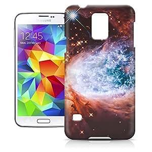 Phone Case For Samsung Galaxy S5 - Space Nebula Designer Lightweight