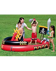 H2OGO! Pirate Play Center Inflatable Pool