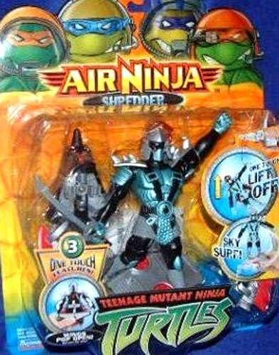 Amazon.com: Playmates Teenage Mutant Ninja Turtles 2003 Air ...
