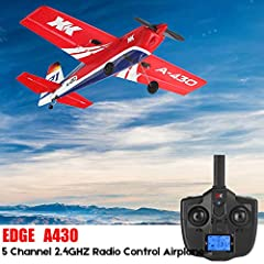 🌸Features:  🌸 - 2.4GHz using communication technology compatible with FUTABA S-FHSS.  🌸 - equipped with a brushless motor, your remote control aircraft can fly for a long time.  🌸 - using high-efficiency lithium battery, powered flight time ...
