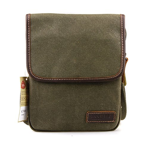 new-troop-london-k-748a-casual-shoulder-bag-leather-canvas-fabric-lightly-waterproof